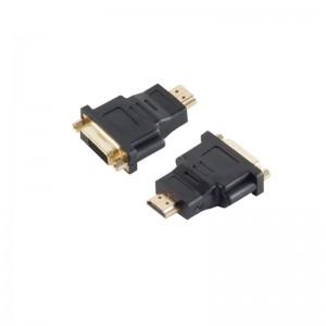 Adapter HDMI-Stecker/DVI-D-Buchse