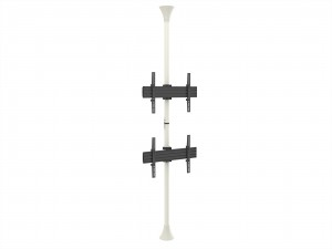 Floor to Ceiling Mount Pro MBFC2U White