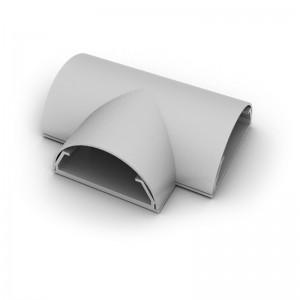 kabelmanagement alu kabelkan le hagor products gmbh. Black Bedroom Furniture Sets. Home Design Ideas
