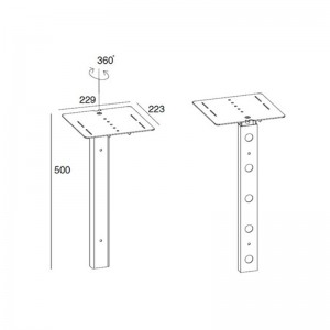 7258_m public display stand camera holder_web_002