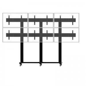 M Video Wall Trolley 3x2