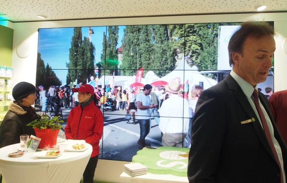 HAGOR & KERMAX – NEUES S-BAHN CENTER IN MÜNCHEN