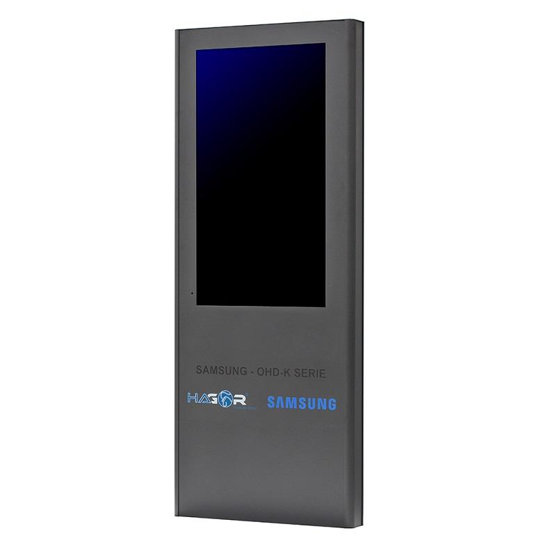 Outdoor Stelen / Gehäuse Samsung OHD Serie - HAGOR PRODUCTS GMBH ...