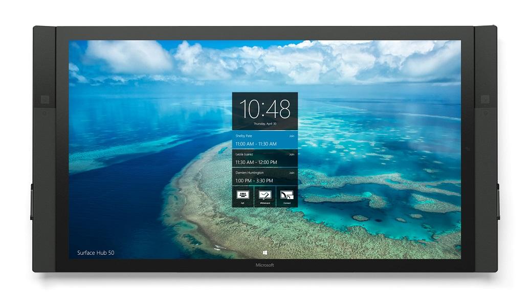 Microsoft Surface Hub – Wand- & Standsysteme