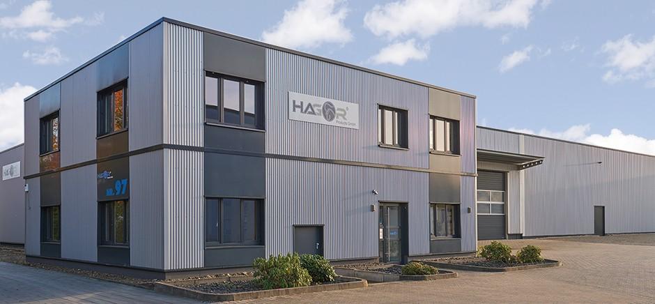 Hagor Firmengebäude
