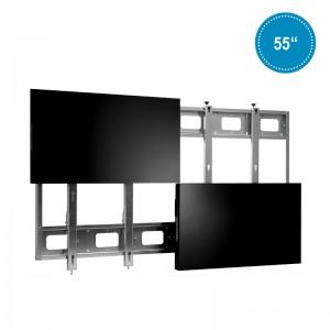 VWR-Rahmen für Flachbildschirme 55
